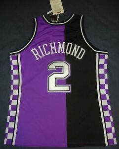 ad24d474fabc MITCH RICHMOND Mitchell   Ness M N SACRAMENTO KINGS AUTHENTIC Jersey ...