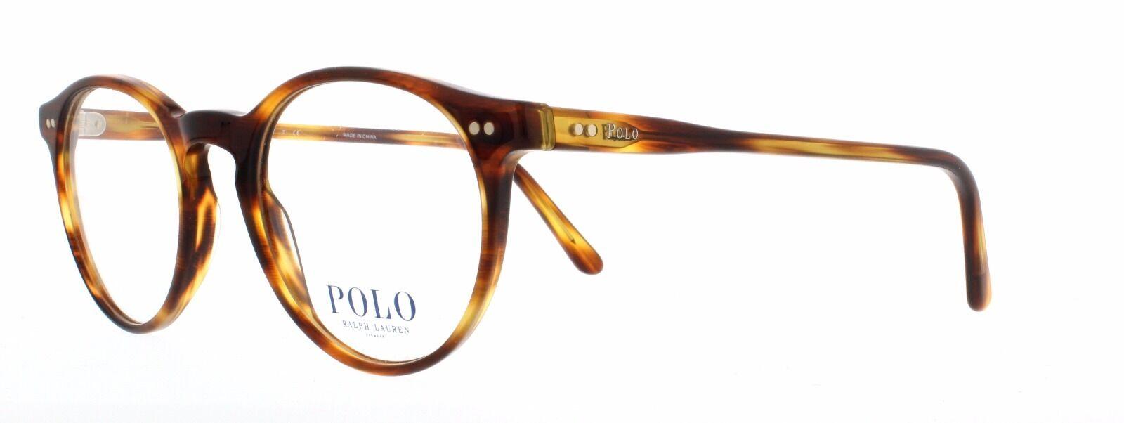 18cc833903 Polo Eyeglasses Ph 2083 5007 Havana Striped 48mm for sale online