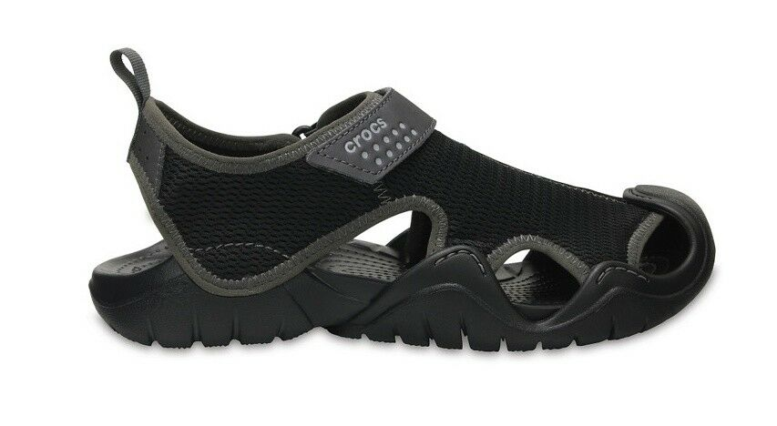 CROCS herren SWIFT WATER CASUAL 203967-02S