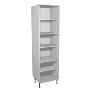 Quickcab kitchen tall larder unit/carcass/appliance ...