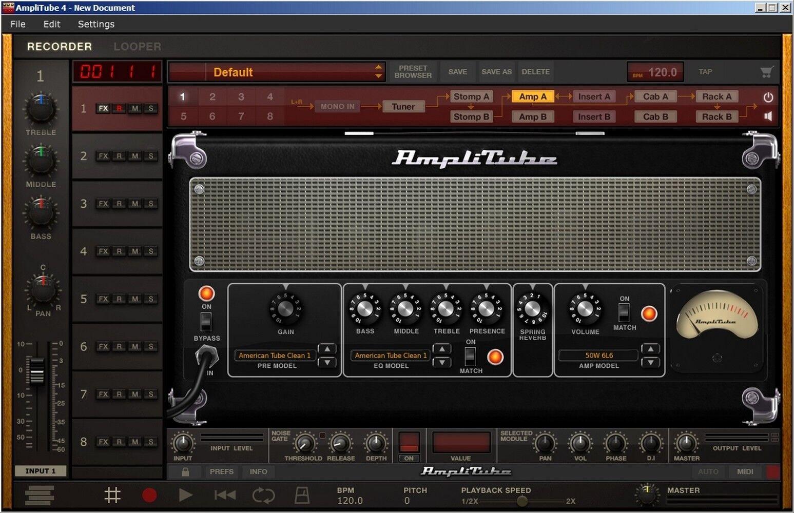 IK Multimedia   Mesa Boogie   Erweiterung f. AmpliTube 4 (Gitarren- Bass-Softw.)
