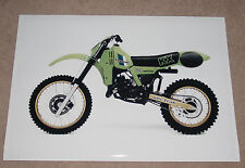 1973 YAMAHA RT3 360 VINTAGE MOTORCYCLE POSTER 16x24 STYLE B 9 MIL PAPER