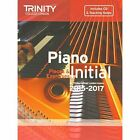 Piano Grade Initial 2015-2017: Pieces & Exercises by Trinity College London (Mixed media product, 2014)