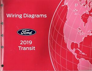[ZSVE_7041]  2019 Ford Transit OEM Factory Electrical Schematic Wiring Diagrams 34919 |  eBay | Ford Transit Wiring Diagram |  | eBay