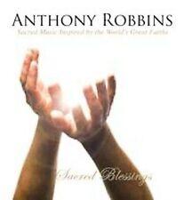 FREE US SH (int'l sh=$0-$3) NEW CD Anthony Robbins, Deva Premal, Mi: Sacred Bles