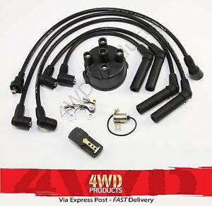 Ignition-amp-Lead-kit-Subaru-Brumby-1-8-EA81-80-94