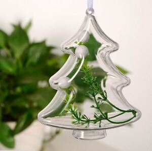 Christmas-Tree-Candy-Box-Bauble-Decoration-Clear-Plastic-DIY-Ornament-Pop-2017