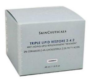 SkinCeuticals-Triple-Lipid-Restore-2-4-2-1-6-oz-48-ml-New-in-Box-Fresh