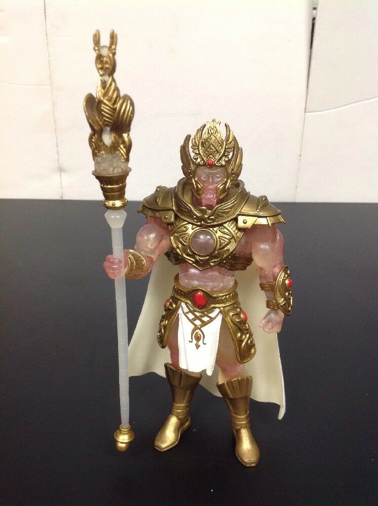 MOTUC, Light Hope, figure, Masters of the Universe Classics, complete, He-Man