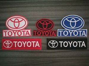 Style-Logo-Toyota-Patch-Car-Motor-Racing-Embroidered-Iron-or-Sew-on-Jacket-Hat