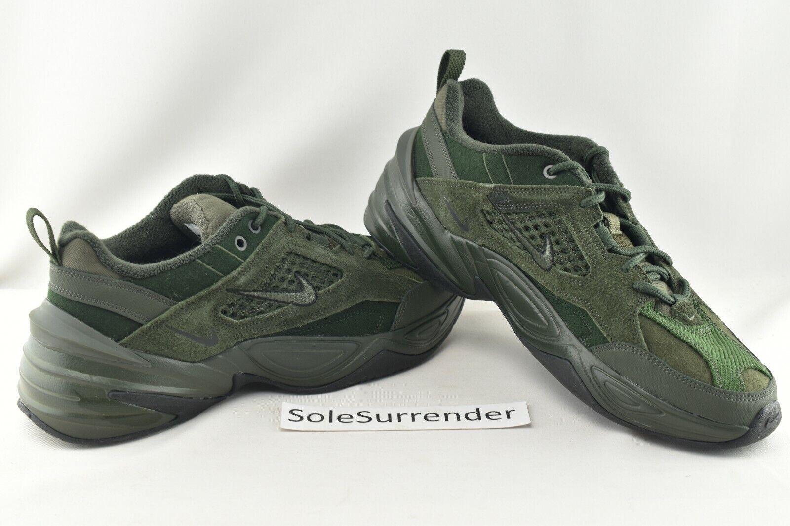 Nike M2K Tekno SP - CHOOSE SIZE- BV0074-300 Sequoia Monarch Olive Cargo Khaki QS