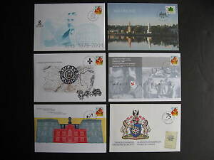 CANADA 6 different 2004 Canada Post special event covers, check them out!!