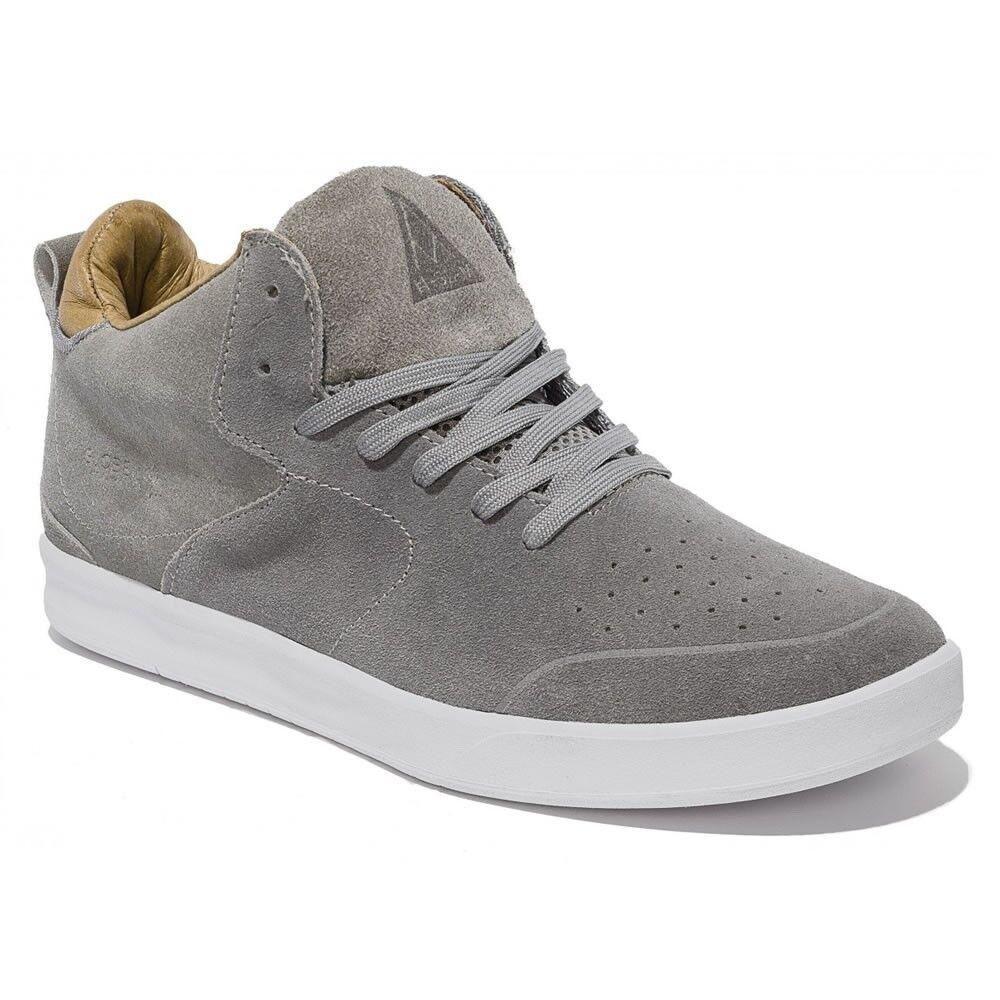 Gran descuento Globe abismo Zapatos de Skate Gris/Tan-Skate, Bmx, casual uk size 8