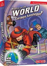 Where in the World Is Carmen Sandiego? PC game - New