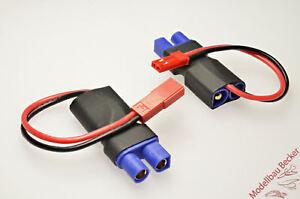 In-line-Power-Adapter-EC3-Steckverbinder-JST-BEC