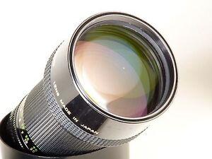 CANON-TELE-F2-8-CANON-FD-2-8-200mm-200-CLA-REVISADO-Y-GARANTIZADO-F1-T90-AE1-A1