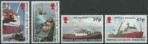 Timbres-Bateaux-Antarctique-GB-321-4-lot-14587