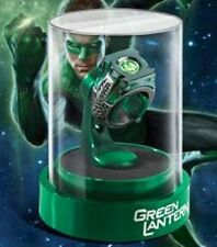 Green Lantern Licensed Prop Replica Power Ring + Display.Noble Collection NN5941