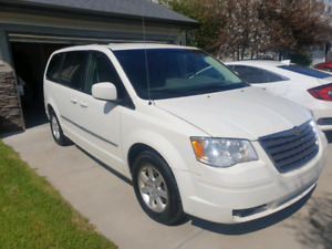2010 Chrysler Town and county