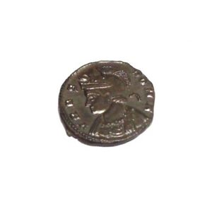 Coins: Ancient Generous 65613 Nummus Cuivre Lyon 330-348 Rome Coin Sup Lustrous Surface