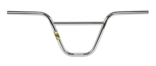 "RANT SWAY BARS BMX BIKE BICYCLE 9/"" FIT SHADOW SUBROSA HARO CULT KINK S/&M CHROME"