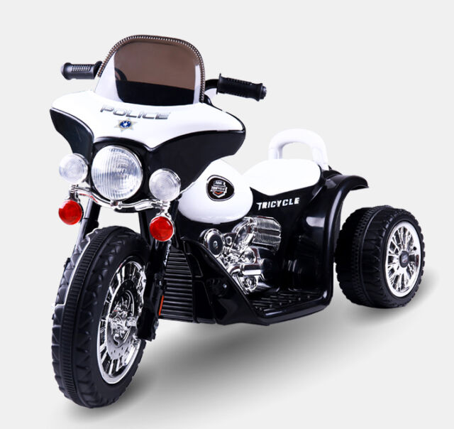 Sale Kids Ride On Motorbike Motorcycle Harley Style Police Car Toy Electric