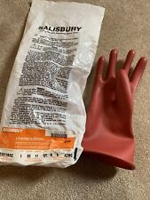 Salisbury Lineman Gloves D120 Type 1 Class 0 Max 1000v Ac Size 9 Red Color