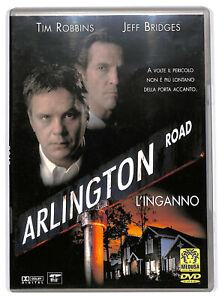 EBOND Arlington Road - L'inganno DVD D575347