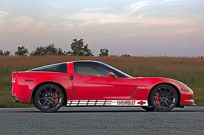 """97.5/"""" Multi Color Graphic for Colorado Silverado 1500 Car Racing Decal Sticker"""