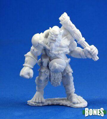 Reaper Miniatures Bones Ogre Chieftain 77005