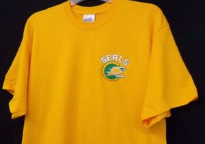 California-Golden-Seals-NHL-Hockey-Embroidered-T-Shirt-S-6XL-LT-4XLT-14-Colors
