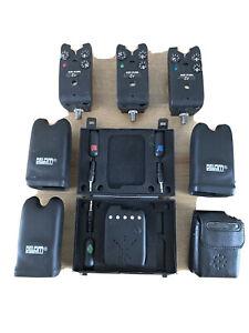 3 X Delkim  Ev Plus With Dongles ,Remote , Remote Case And 3 X Hard Cases