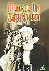 Miracle On 34th Street (DVD, 1947)