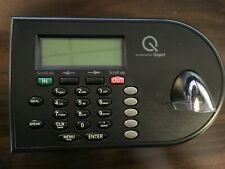 Qqest Isolved Velocity V800s Biometric Time And Attendance Clock Used