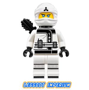 LEGO-Minifigure-Zane-Ninjago-Movie-njo318-FREE-POST