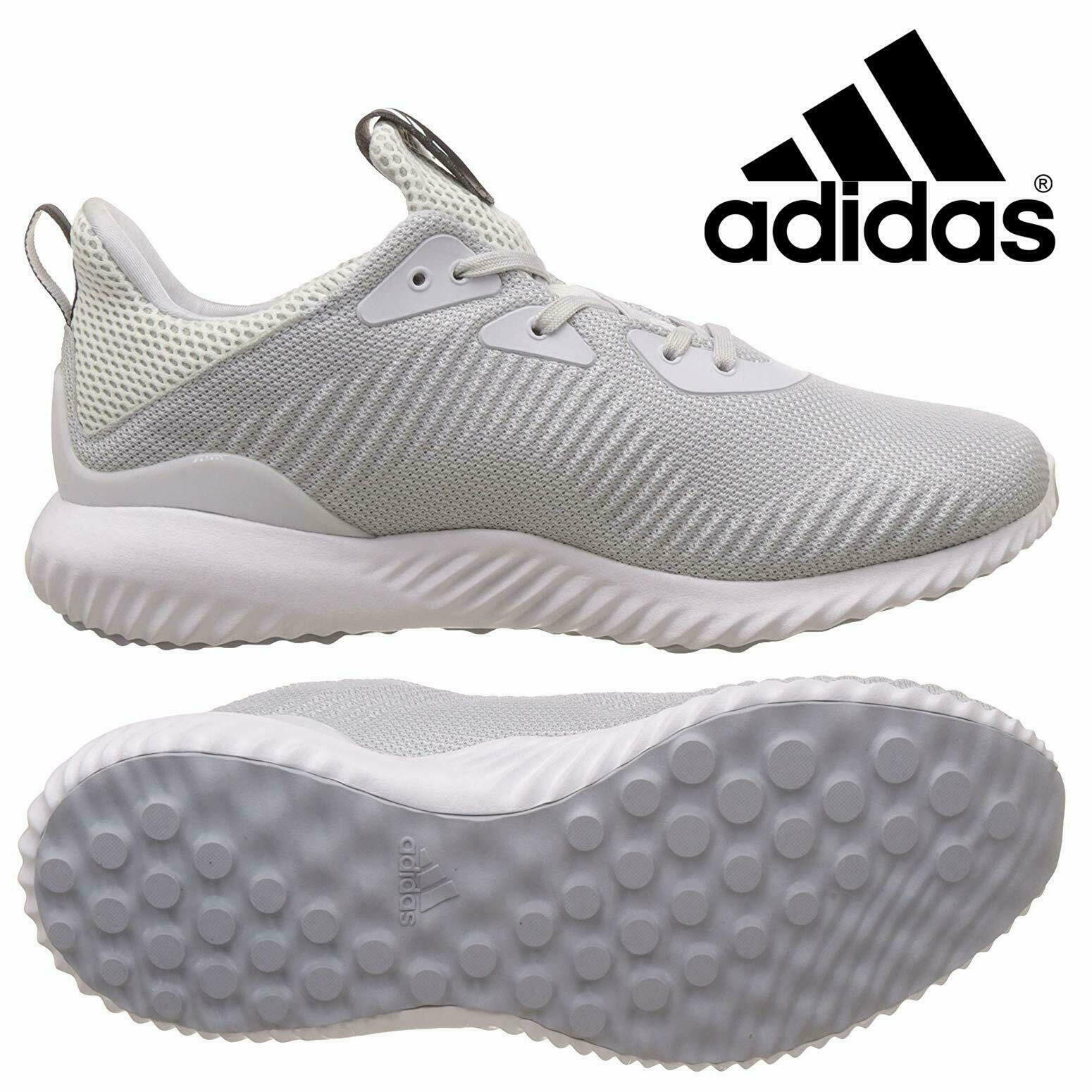 ✅ 24hr Delivery✅ ADIDAS ALPHA BOUNCE MENS RUNNING JOGGING TRAINERS RRP