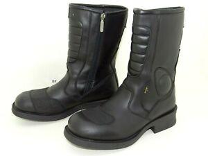 Levis-Motorrad-Schuhe-Motorradstiefel-Stiefel-Biker-Boots-Gr-43