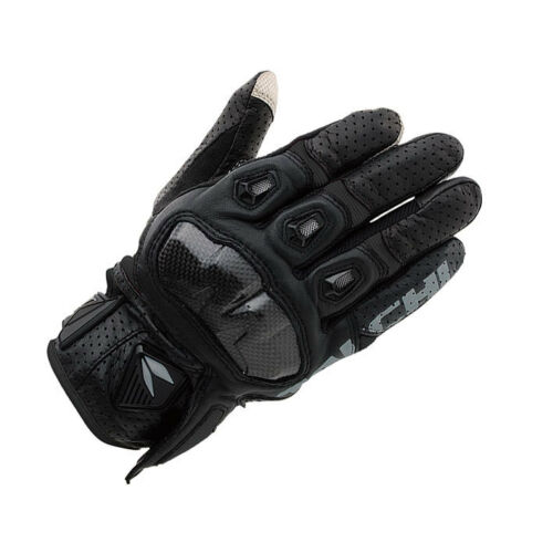 NEW RST410 Gloves Mens NRS  Taichi Perforated leather Motorcycle Mesh