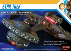 Polar-Lights-1-350-Star-Trek-Klingon-K-039-t-039-inga-Lighting-Kit-MKA031M-05
