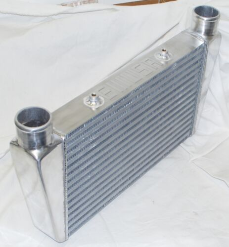 "V Mount Intercooler 24X13X3 2.5/""O//I One Side for Accord Civic Nissan YCZ-036"