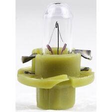 Kunststoffsockel-Birne BAX BX8,4d 12V 1,3W; von NARVA(17047) Anzeigenlampe