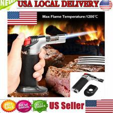 Dental Ignition Flame Butane Gas Burner Torch Soldering High Temperature Us