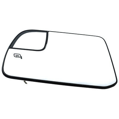 2009-2011 Ford Edge Lincoln MKX Left Driver Side View Mirror Glass With Heat OEM