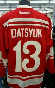 Image is loading Detroit-Red-Wings-Jersey-2014-Winter-Classic-Premier- e7dc44109