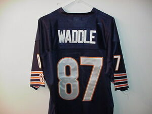 TOM-WADDLE-CHICAGO-BEARS-JERSEY