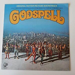 Godspell-Vinyl-LP-Record-Album-Original-Soundtrack-Souvenir-Programme-EX-NM