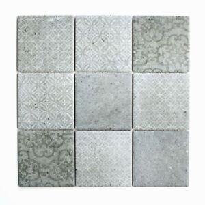 Keramikmosaik-grau-Fliesenspiegel-Kueche-Rueckwand-Verblender-22-CELLO-f-10Matten