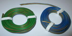 0-695-M-Fils-Quadruples-2x5m-Bleu-Jaune-Rouge-Vert-2x5meter-Nouveau