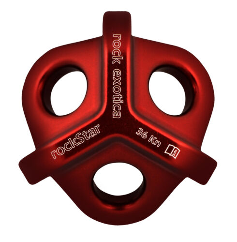 Rockstar 3-D Rigging Plate Rigplate by Rock Exotica
