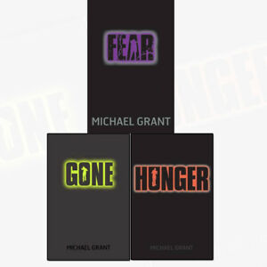 Michael-Grant-Gone-Series-Collection-3-Books-Set-Gone-Hunger-Fear-NEW-Pack